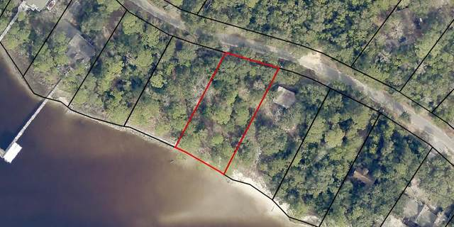 Lot 10 Wells Avenue, Navarre, FL 32566 (MLS #868305) :: Counts Real Estate Group, Inc.