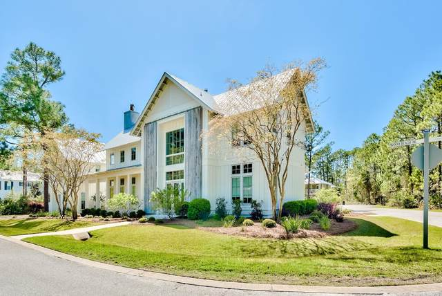 285 Woodbeach Drive, Santa Rosa Beach, FL 32459 (MLS #868381) :: Scenic Sotheby's International Realty