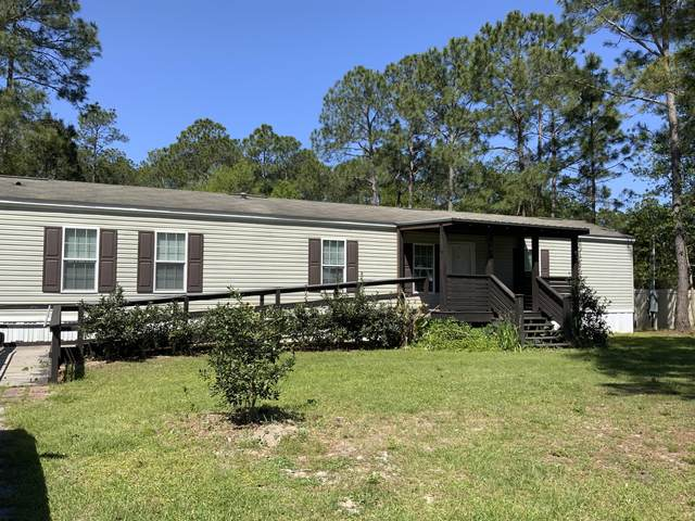 101 Holly Pines Circle, Santa Rosa Beach, FL 32459 (MLS #868386) :: RE/MAX By The Sea