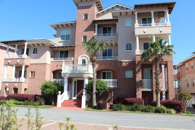 240 SE Brooks Street Unit C201, Fort Walton Beach, FL 32548 (MLS #868434) :: Berkshire Hathaway HomeServices PenFed Realty