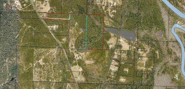 45 AC Buck Ward Road, Baker, FL 32531 (MLS #868500) :: Coastal Lifestyle Realty Group