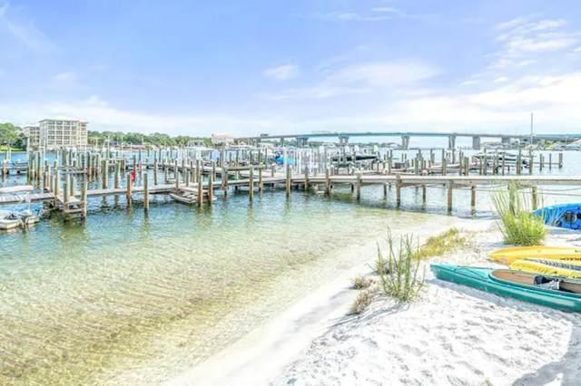 330 Bluefish Drive Unit 209, Fort Walton Beach, FL 32548 (MLS #868514) :: The Honest Group
