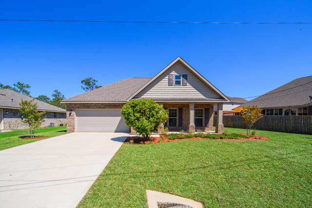 1474 Georgetown Court, Gulf Breeze, FL 32563 (MLS #868531) :: Berkshire Hathaway HomeServices PenFed Realty