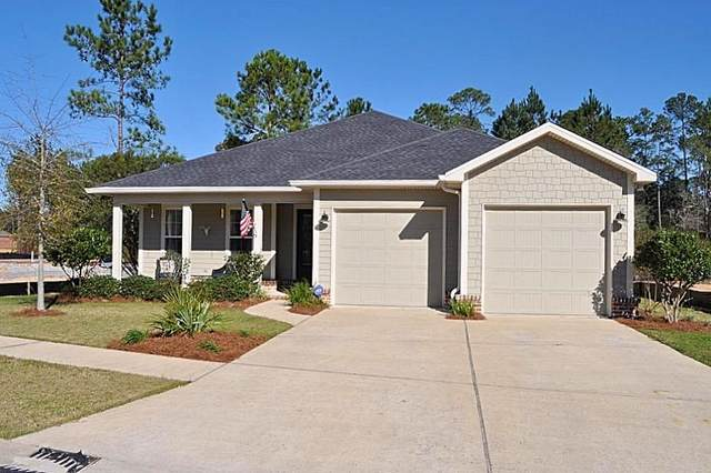 401 Whitman Way, Freeport, FL 32439 (MLS #868600) :: Hammock Bay