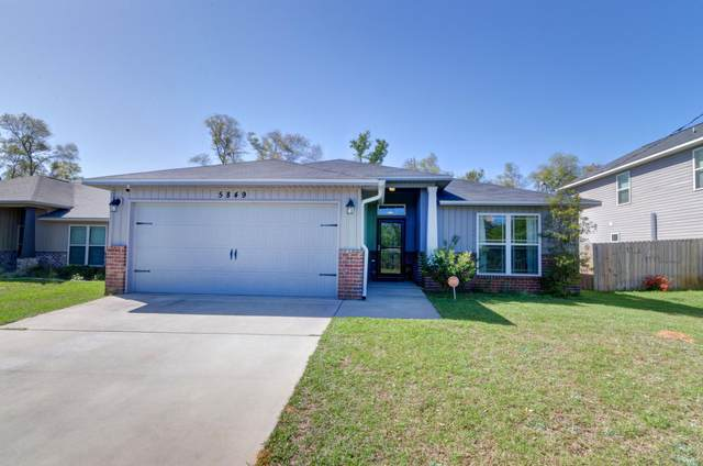 5849 Fairlands Road, Milton, FL 32583 (MLS #868622) :: Back Stage Realty