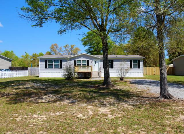 1519 Trotter Way, Baker, FL 32531 (MLS #868639) :: Berkshire Hathaway HomeServices PenFed Realty