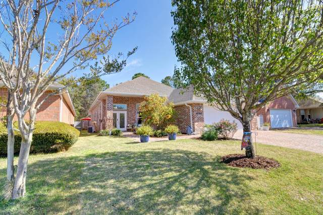4090 Oak Pointe Drive, Gulf Breeze, FL 32563 (MLS #868642) :: The Chris Carter Team
