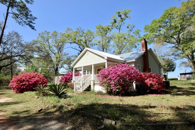 36 Williams Road, Defuniak Springs, FL 32433 (MLS #868651) :: Briar Patch Realty