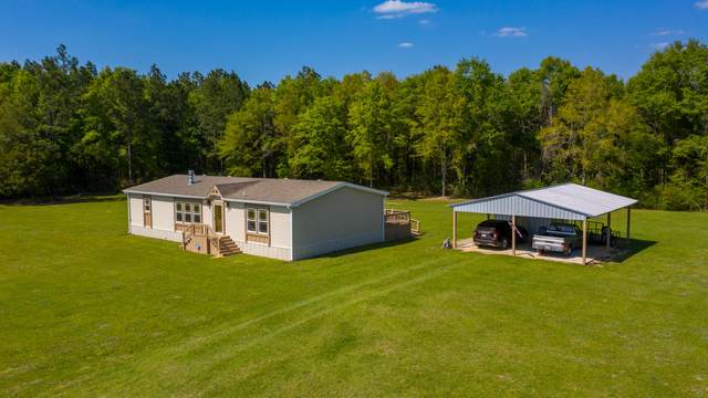 410 E Perkins Road, Laurel Hill, FL 32567 (MLS #868661) :: The Chris Carter Team