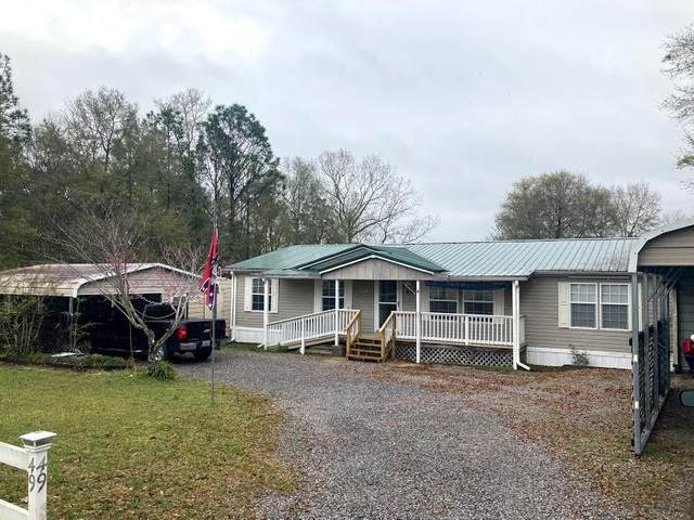 49 Kings Lake Boulevard, Defuniak Springs, FL 32433 (MLS #868666) :: The Beach Group