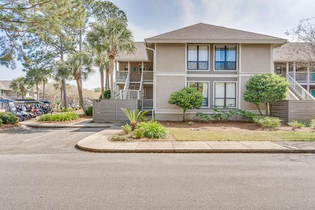 909 Harbour Pointe Lane #909, Miramar Beach, FL 32550 (MLS #868668) :: The Honest Group