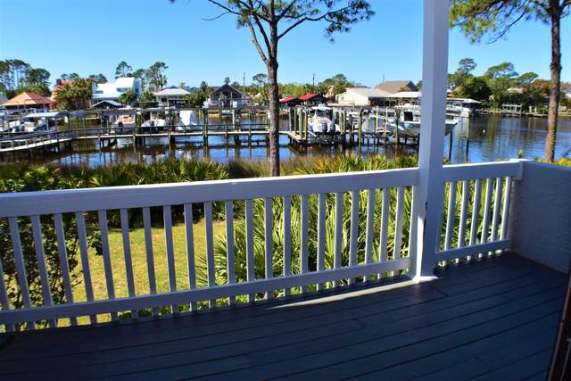 8501 N Lagoon Drive Unit 206, Panama City Beach, FL 32408 (MLS #868684) :: Linda Miller Real Estate