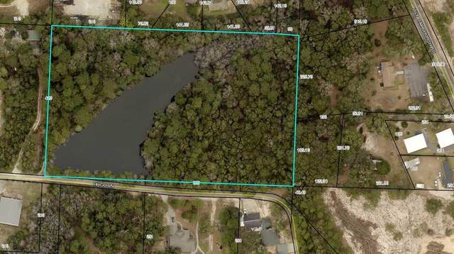 6.64 AC Hugo Lane, Crestview, FL 32539 (MLS #868746) :: The Honest Group