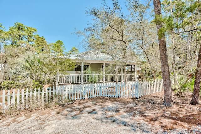 47 Oak Hill Lane, Santa Rosa Beach, FL 32459 (MLS #868750) :: Coastal Lifestyle Realty Group