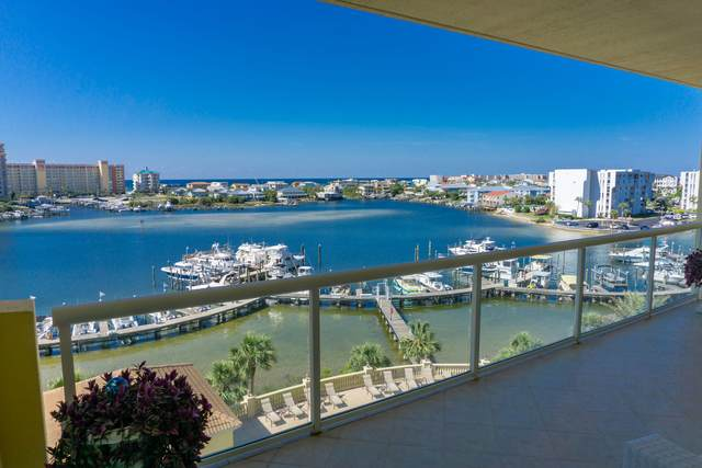 770 Harbor Boulevard Unit 4D, Destin, FL 32541 (MLS #868753) :: John Martin Group | Berkshire Hathaway HomeServices PenFed Realty