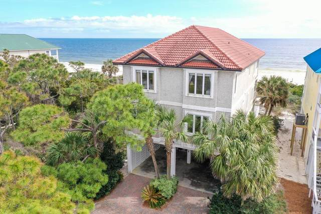 2260 Sailfish Drive, St. George Island, FL 32328 (MLS #868805) :: The Honest Group