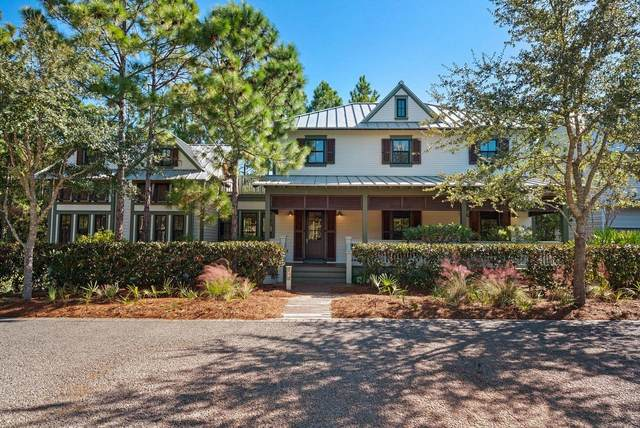40 Sandy Creek Drive, Santa Rosa Beach, FL 32459 (MLS #868820) :: Scenic Sotheby's International Realty