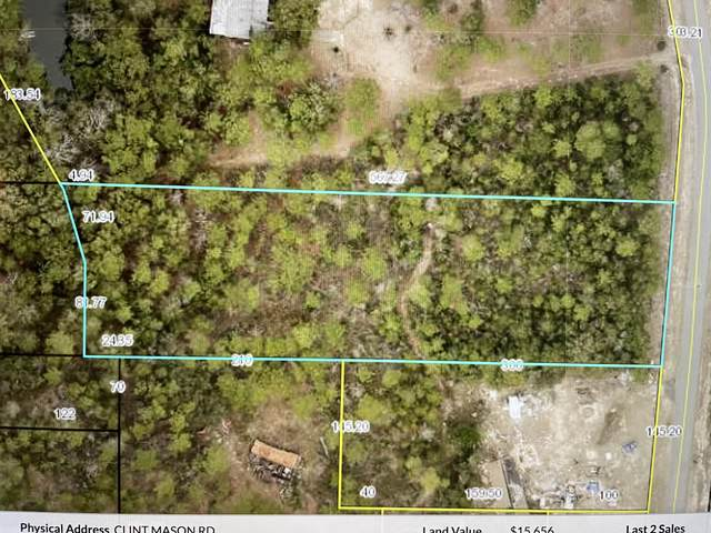 xx Clint Mason Road, Crestview, FL 32539 (MLS #868834) :: Coastal Luxury
