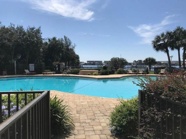 214 Miracle Strip Parkway Unit B213, Fort Walton Beach, FL 32548 (MLS #868843) :: The Honest Group