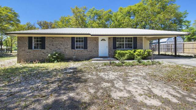 100 Orson Drive, Defuniak Springs, FL 32433 (MLS #868869) :: The Beach Group