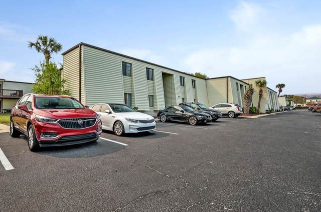 308 Miracle Strip Parkway Unit 12D, Fort Walton Beach, FL 32548 (MLS #868871) :: The Honest Group