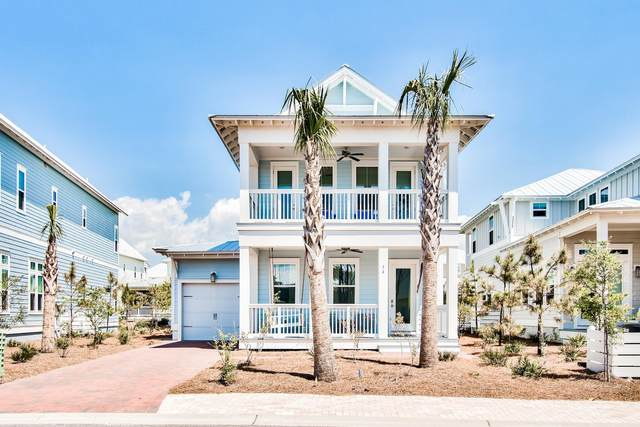 56 W Crabbing Hole Lane, Inlet Beach, FL 32461 (MLS #868888) :: Engel & Voelkers - 30A Beaches
