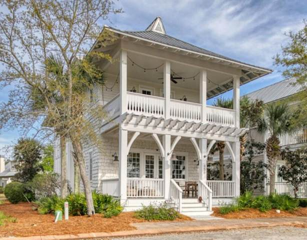 456 Cypress Drive, Santa Rosa Beach, FL 32459 (MLS #868939) :: The Honest Group