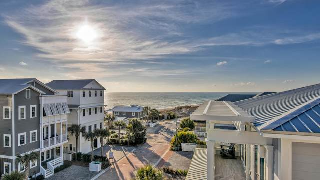 64 S Emerald Cove Lane, Inlet Beach, FL 32461 (MLS #868941) :: The Honest Group