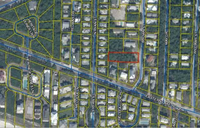 TBD Brown, Santa Rosa Beach, FL 32459 (MLS #868943) :: The Honest Group
