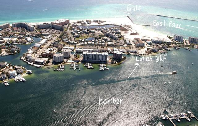 LOT 124F Gulf Winds Court, Destin, FL 32541 (MLS #868963) :: The Honest Group