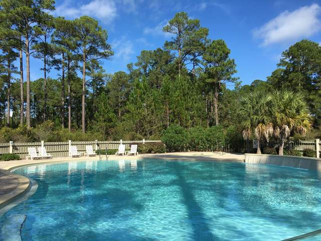 Lot 1-B.32 Devlieg Avenue, Santa Rosa Beach, FL 32459 (MLS #868973) :: The Honest Group