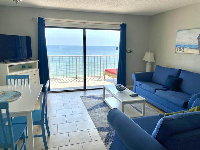 8743 S Thomas Drive #913, Panama City Beach, FL 32408 (MLS #869004) :: The Beach Group