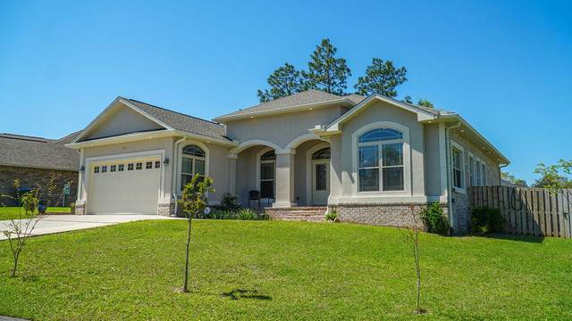 139 Leonine Hollow, Crestview, FL 32536 (MLS #869011) :: The Beach Group