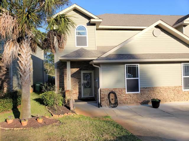 1754 Sound Haven Court, Navarre, FL 32566 (MLS #869041) :: Classic Luxury Real Estate, LLC