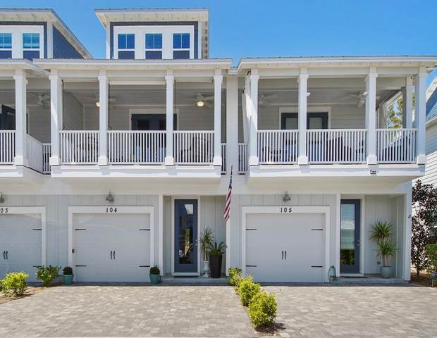 4923 E County Hwy 30A B104, Santa Rosa Beach, FL 32459 (MLS #869058) :: Scenic Sotheby's International Realty