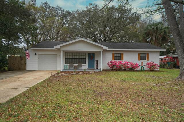 7 Palmetto Drive, Mary Esther, FL 32569 (MLS #869067) :: Coastal Lifestyle Realty Group