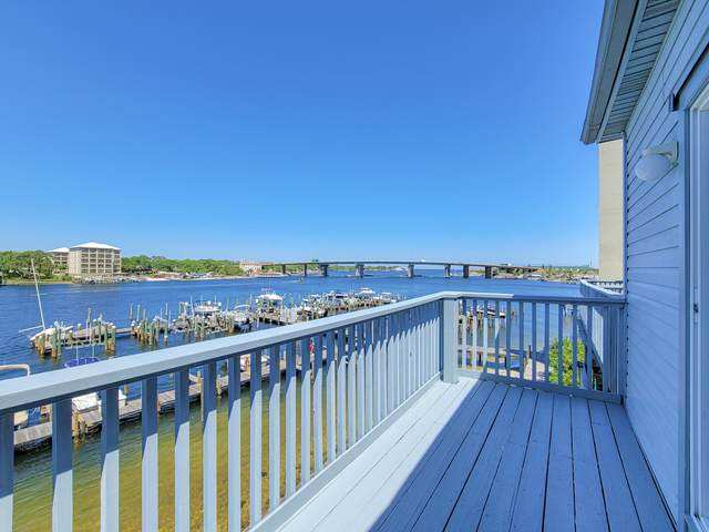 330 Bluefish Drive Unit 244, Fort Walton Beach, FL 32548 (MLS #869072) :: The Chris Carter Team
