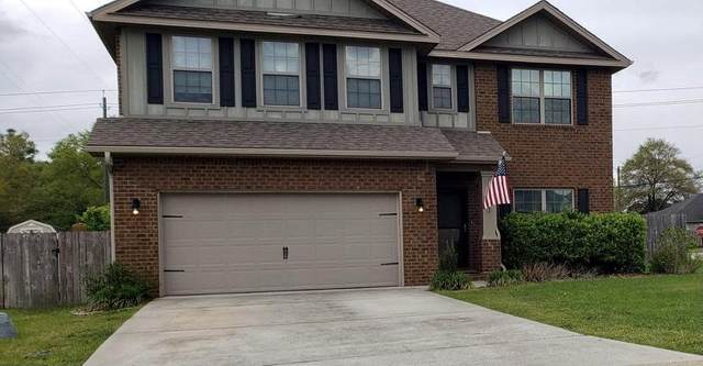 273 Paradise Palm Circle, Crestview, FL 32536 (MLS #869091) :: Counts Real Estate on 30A