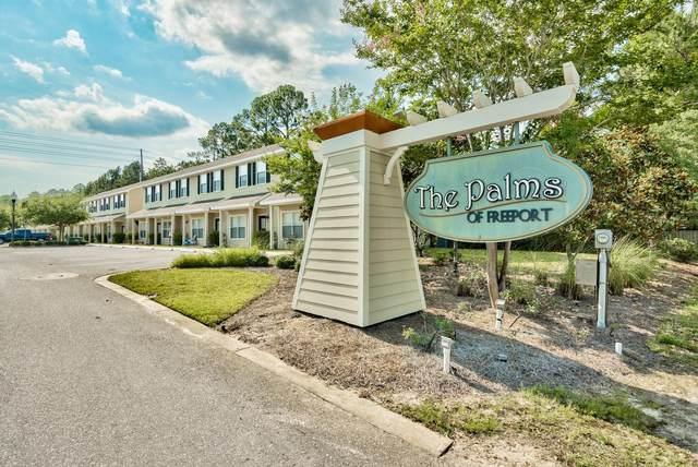 15284 331 Business Unit 11A, Freeport, FL 32439 (MLS #869098) :: NextHome Cornerstone Realty