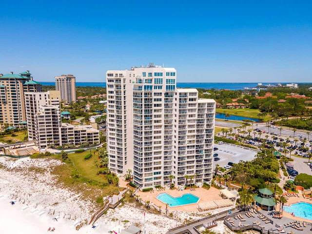 4207 Beachside Two #207, Miramar Beach, FL 32550 (MLS #869102) :: Counts Real Estate Group, Inc.