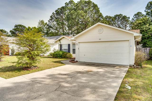 37 Ruby Circle, Mary Esther, FL 32569 (MLS #869108) :: Coastal Lifestyle Realty Group
