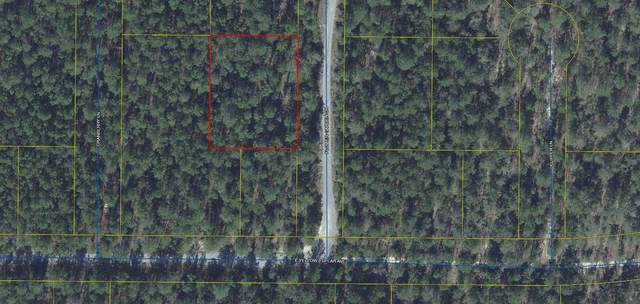 0000 Lots 3&4 Oakwood Hills Unit II, Defuniak Springs, FL 32433 (MLS #869116) :: Back Stage Realty