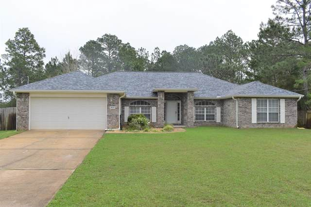2490 Pepper Drive, Navarre, FL 32566 (MLS #869141) :: EXIT Sands Realty