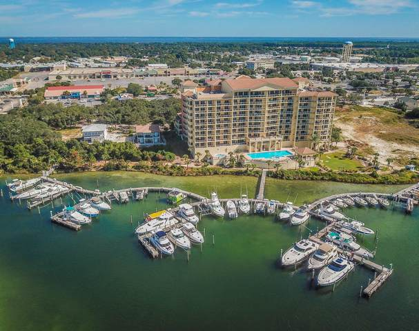 770 Harbor Boulevard C22, Destin, FL 32541 (MLS #869149) :: The Beach Group