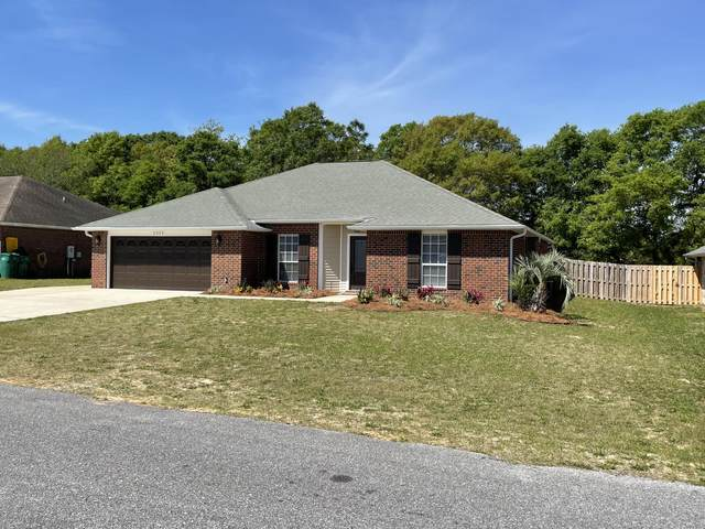 2259 Lewis Street, Crestview, FL 32536 (MLS #869158) :: Coastal Lifestyle Realty Group