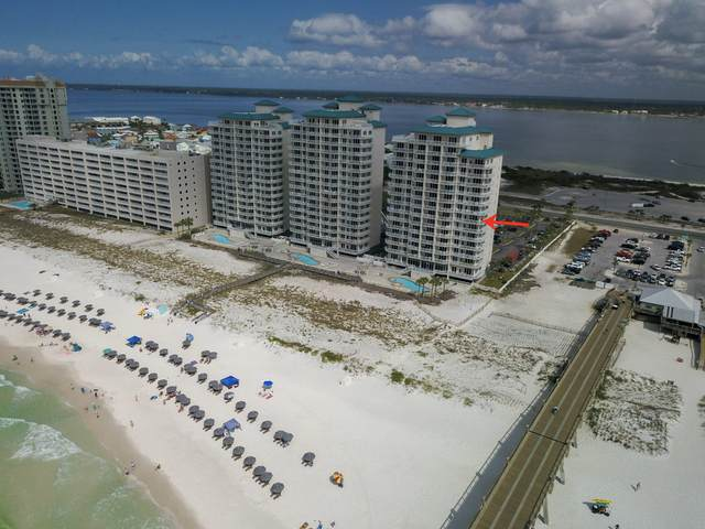 8577 Gulf Boulevard #701, Navarre, FL 32566 (MLS #869159) :: EXIT Sands Realty