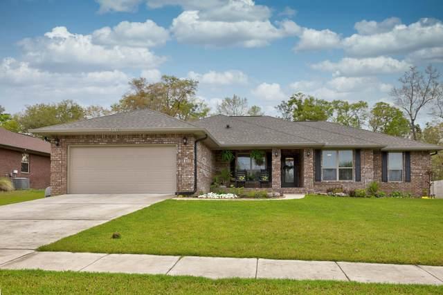 2412 Genevieve Way, Crestview, FL 32536 (MLS #869167) :: John Martin Group | Berkshire Hathaway HomeServices PenFed Realty