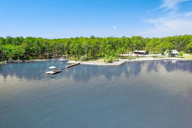 .58-Acres John Massee Lane, Santa Rosa Beach, FL 32459 (MLS #869183) :: Keller Williams Realty Emerald Coast