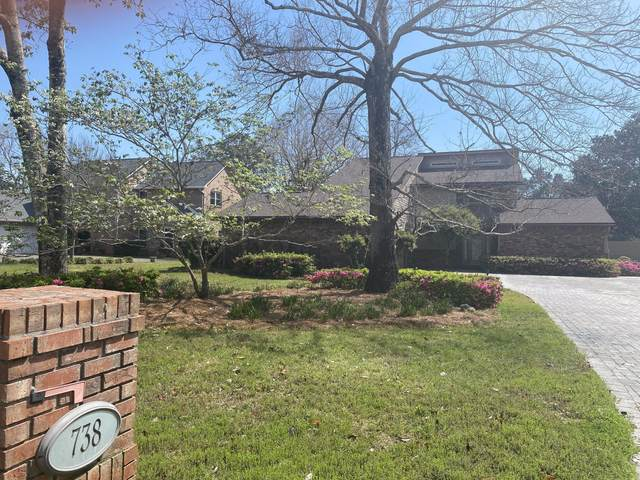738 Prestwick Drive, Niceville, FL 32578 (MLS #869184) :: Berkshire Hathaway HomeServices PenFed Realty
