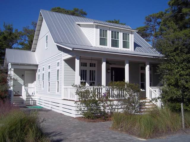 49 Ashley Lane, Santa Rosa Beach, FL 32459 (MLS #869189) :: EXIT Sands Realty